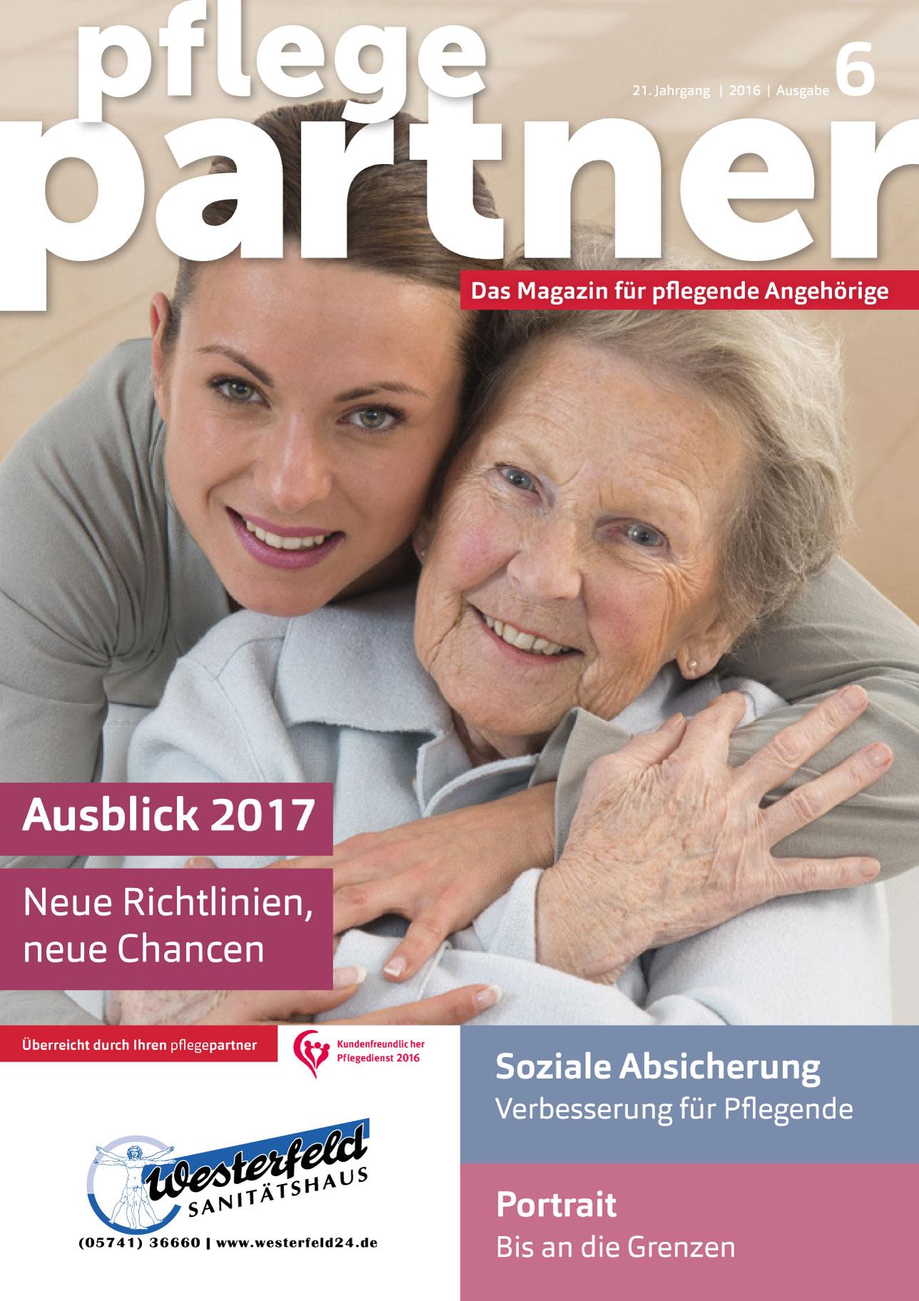 pflege partner 6/2016